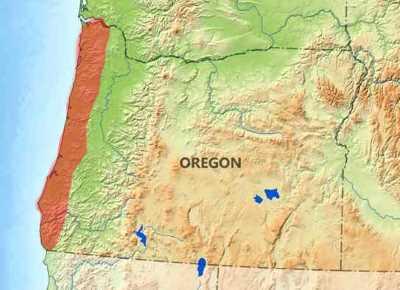Coast - Oregon Region