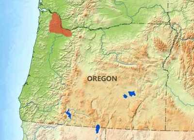 Portland - Oregon Region